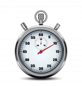 ساعة ايقاف للرياضيين