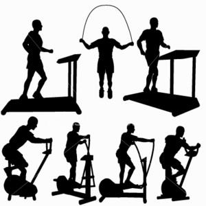 التمارين الهوائية aerobics