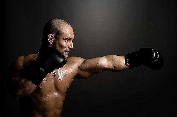 كيف يتدرب الملاكمون