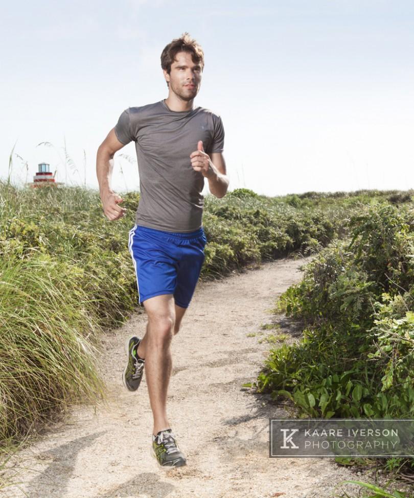 تمرين الجري
