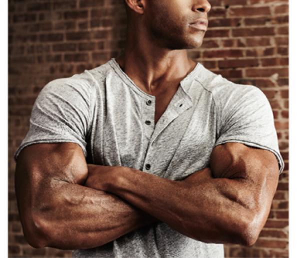 عضلات الأذرع